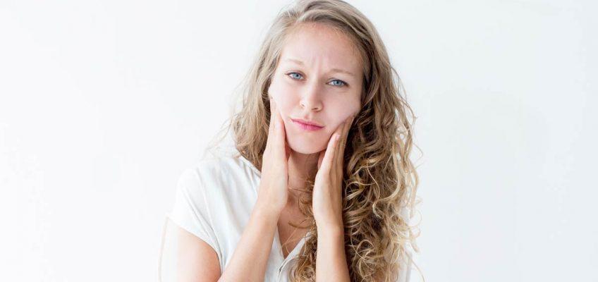 Воспаление как причина старения кожи