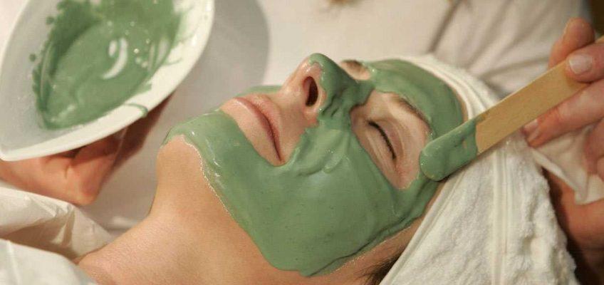 Альгинатные маски. Что это такое