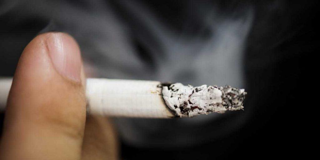 Что вызывает морщины. Курение