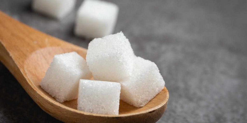 Что вызывает морщины. Сахар