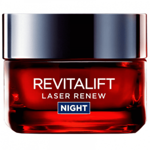 L'Oréal Paris Renew Night Anti-Ageing Cream-Mask Recovery Treatment