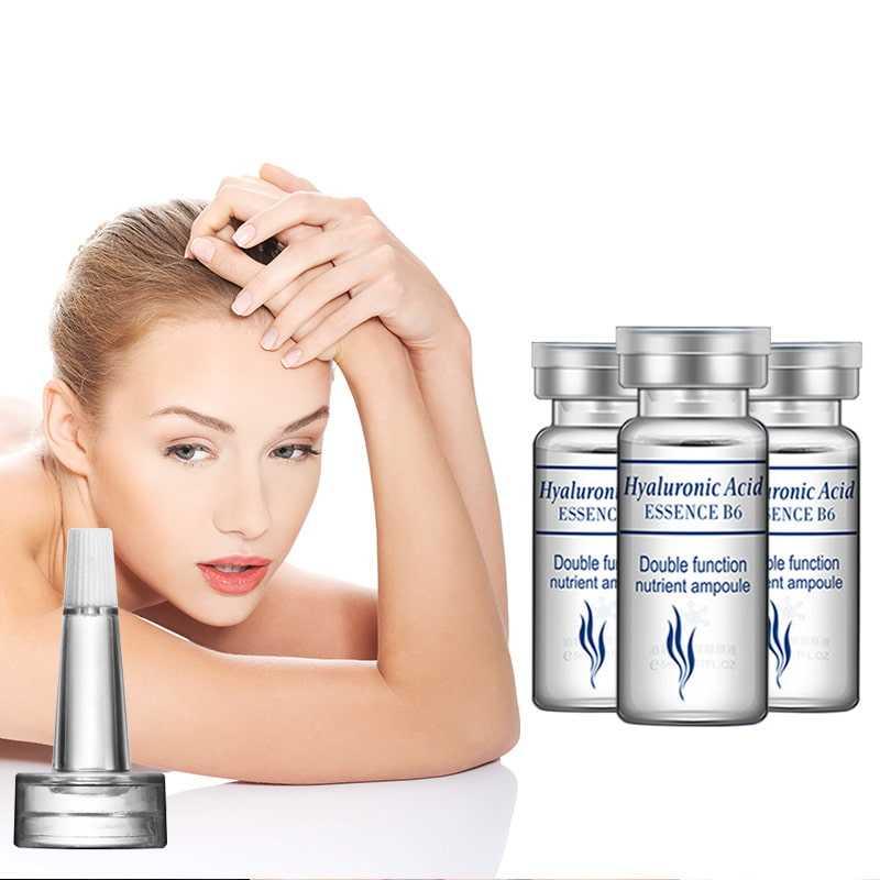 увлажняющие сыворотки для лица с гиалуроновой кислотой